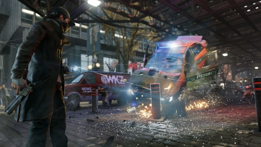 Aiden Pearce Watch Dogs Police Dead Streets