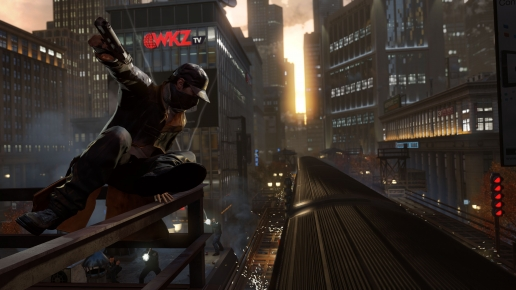 Aiden Pearce Watch Dogs Action