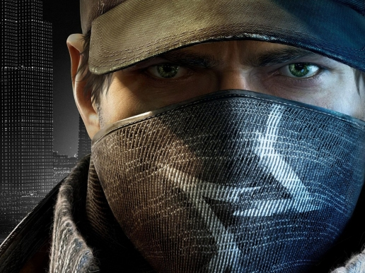 Aiden Pearce Watch Dogs Black Mask