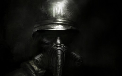 Metro 2033 Last Light Concept Art Soldier