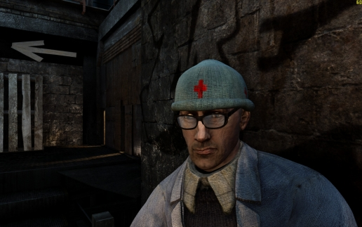 The Doctor Metro 2033 Redux