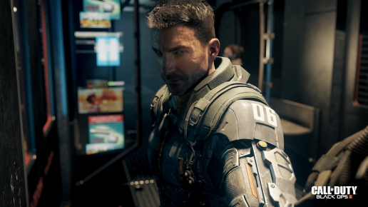 Call of Duty Black Ops III Soldier Character