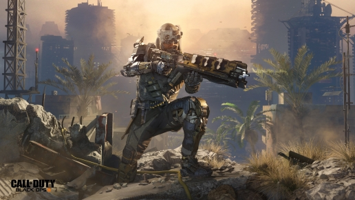 Call of Duty Black Ops III Prophet Perfect Soldier