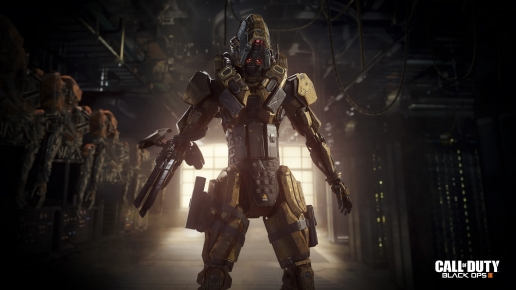 Reaper Call of Duty Black Ops III Specialist