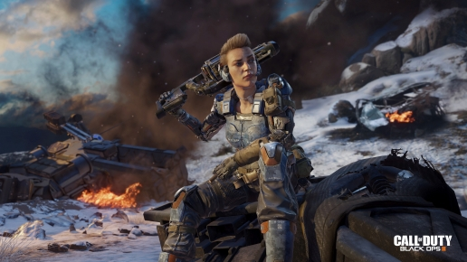 Battery Call of Duty Black Ops III Specialist