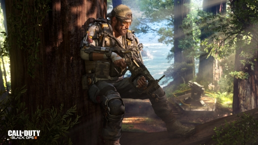 Nomad Soldier Call of Duty Black Ops III Specialist