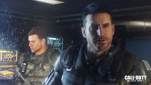 Call of Duty Black Ops III Game Characters Lotus Towers