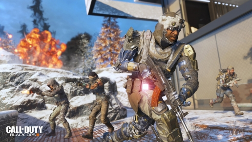Call of Duty Black Ops III Multiplayer