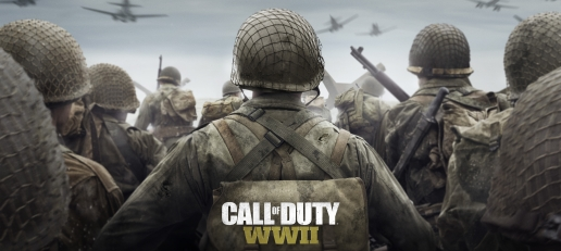 Call of Duty World War II First Official Announce