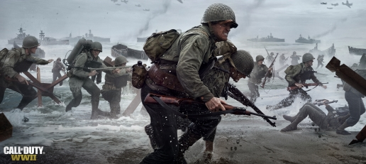 Call of Duty World War II Brothers in Arms and Battle