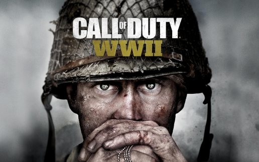 Call of Duty World War II Single Sad Soldier of USA